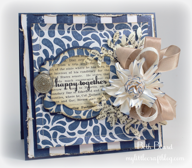 My little craft blog: Pals blog hop - share what you love!