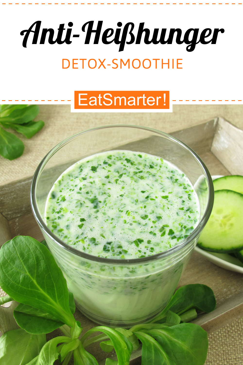 Anti-Heißhunger - Detox-Smoothie