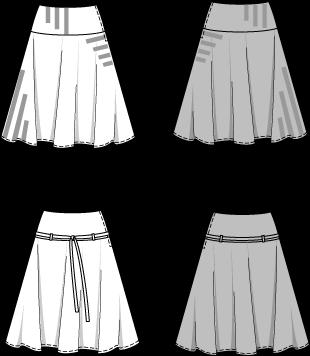 Schnittmuster Damen   burda style Damen-Schnittmuster zum Nähen #diyclothes