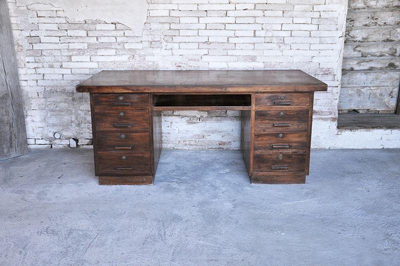 Mobili Recupero ~ Interior design recupero scrivania da ufficio in ottimo stato con