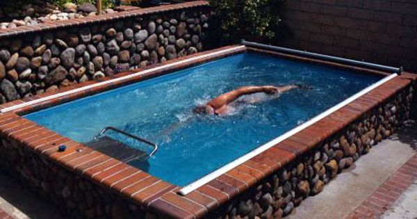 swim spa - Google Search | SWIMMING POOL EQUIPMENT | Pinterest | Endless pools, Swim and Pool water