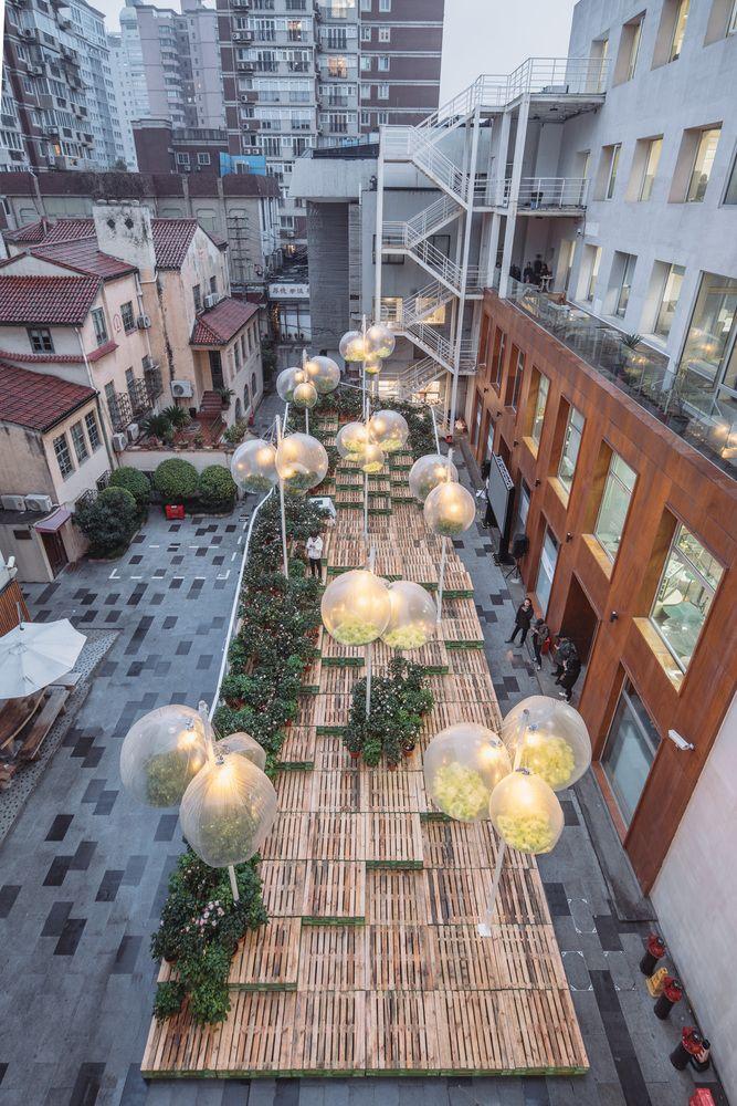 Urban Bloom / AIM Architecture + URBAN MATTERS © URBAN MATTERS by MINI, CreatAR Images