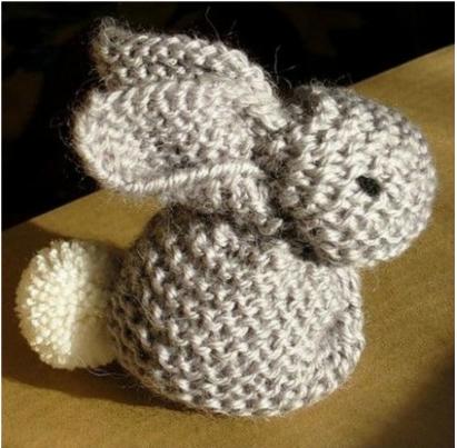 Comment fabriquer un mignon lapin partir d 39 une lavette au crochet petit lapin lingette et - Comment couper les griffes d un lapin ...