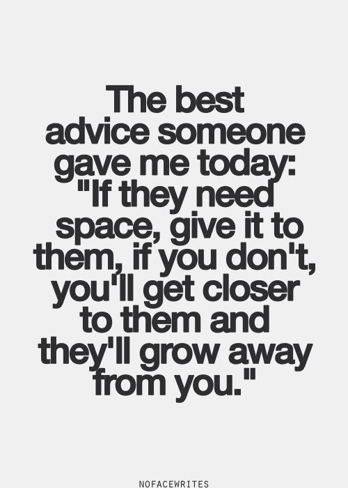 Giving Someone Space Quotes : giving, someone, space, quotes, Stacey, Baber, Hurts, Space, Quotes,, Words,, Quotes