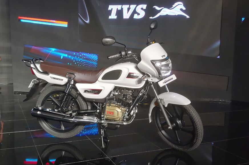 2018 Tvs Radeon 110 Launched At Rs 48 400 Tvs Product Launch