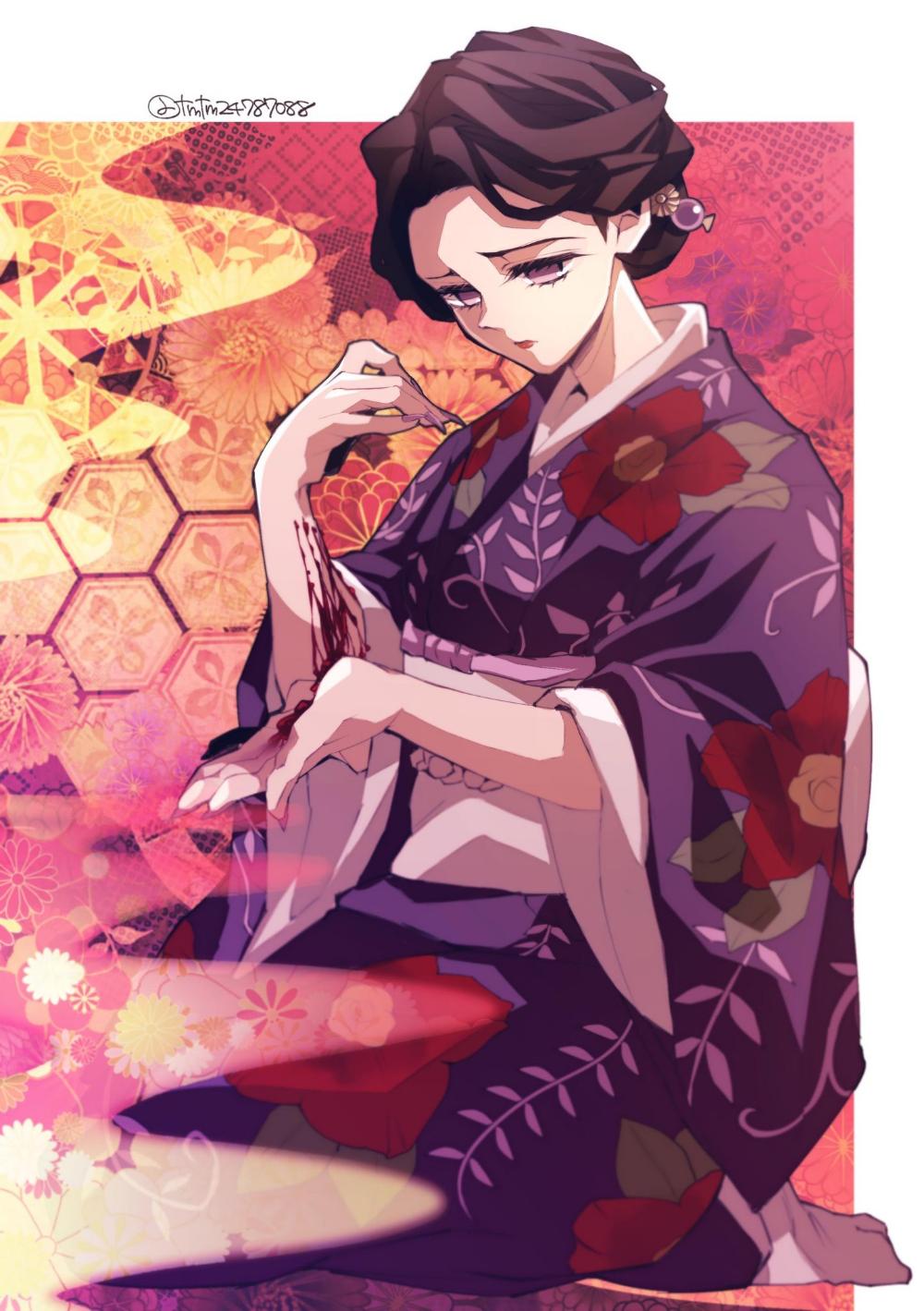 Tamayo Kimetsu No Yaiba Image 2698819 Zerochan Anime Anime Demon Slayer