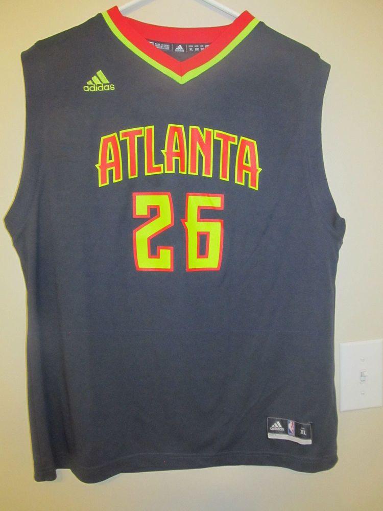 finest selection 5d8d5 605df Kyle Korver - Atlanta Hawks Jersey - Adidas youth XL | YOUTH ...