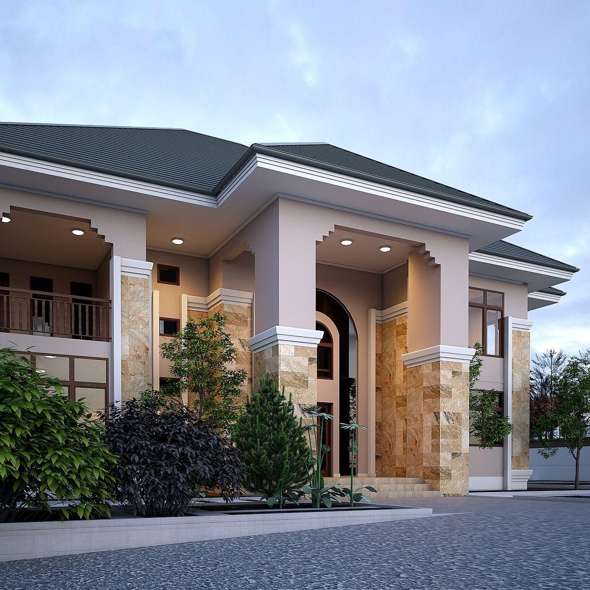 Small House Design, Facade