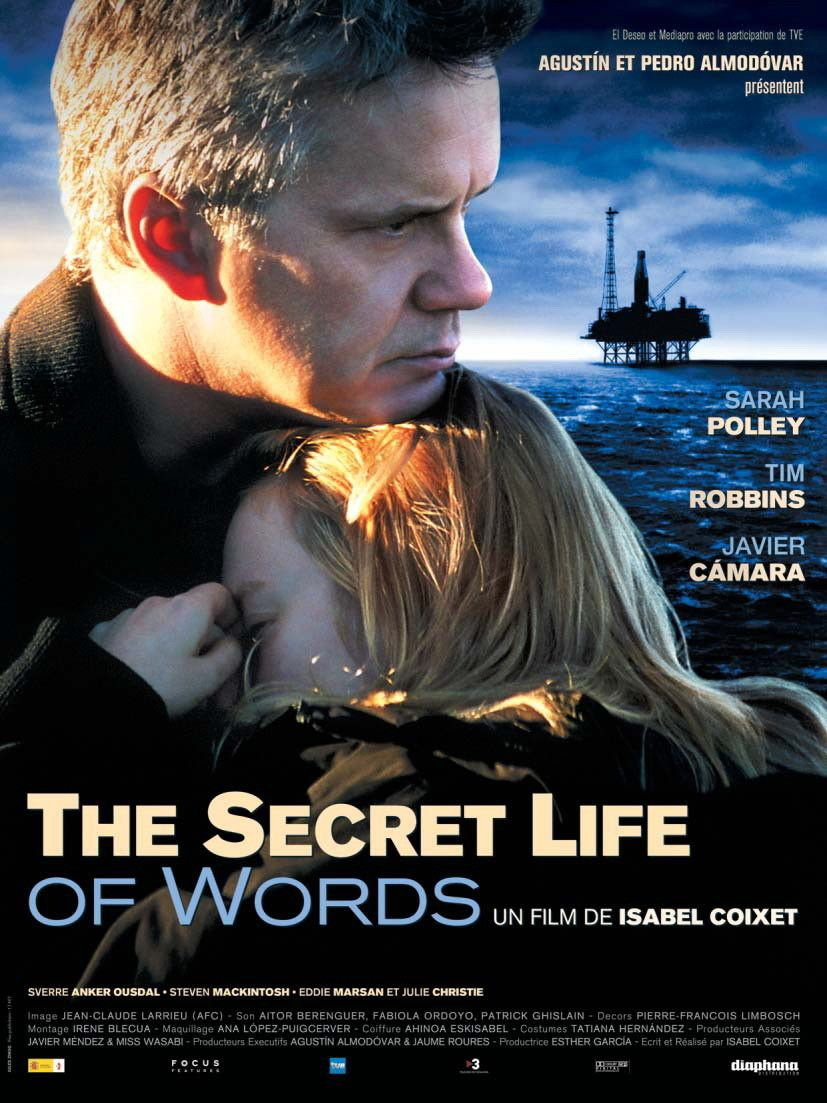 the secret life of words by isabel coixet films movies secret