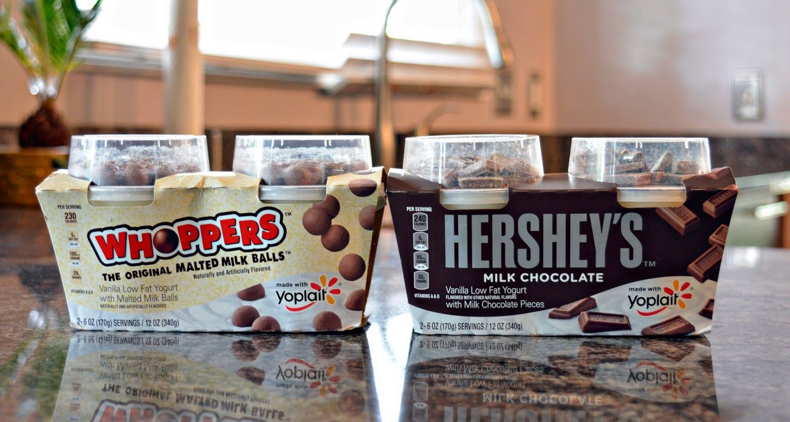 Theresa's Mixed Nuts: Sweet After School Snacking With New HERSHEY'S Yogurt Mix-ins #HERSHEYS #PlatefullCoOp #paid