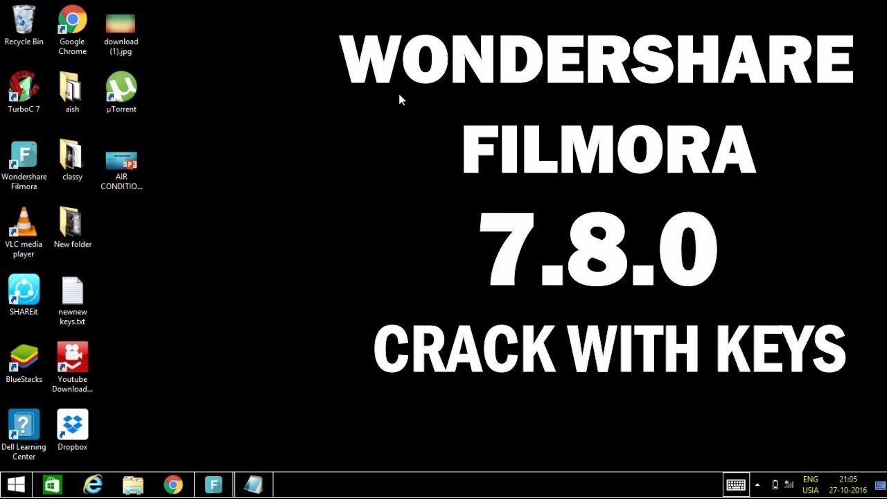 filmora crack latest version