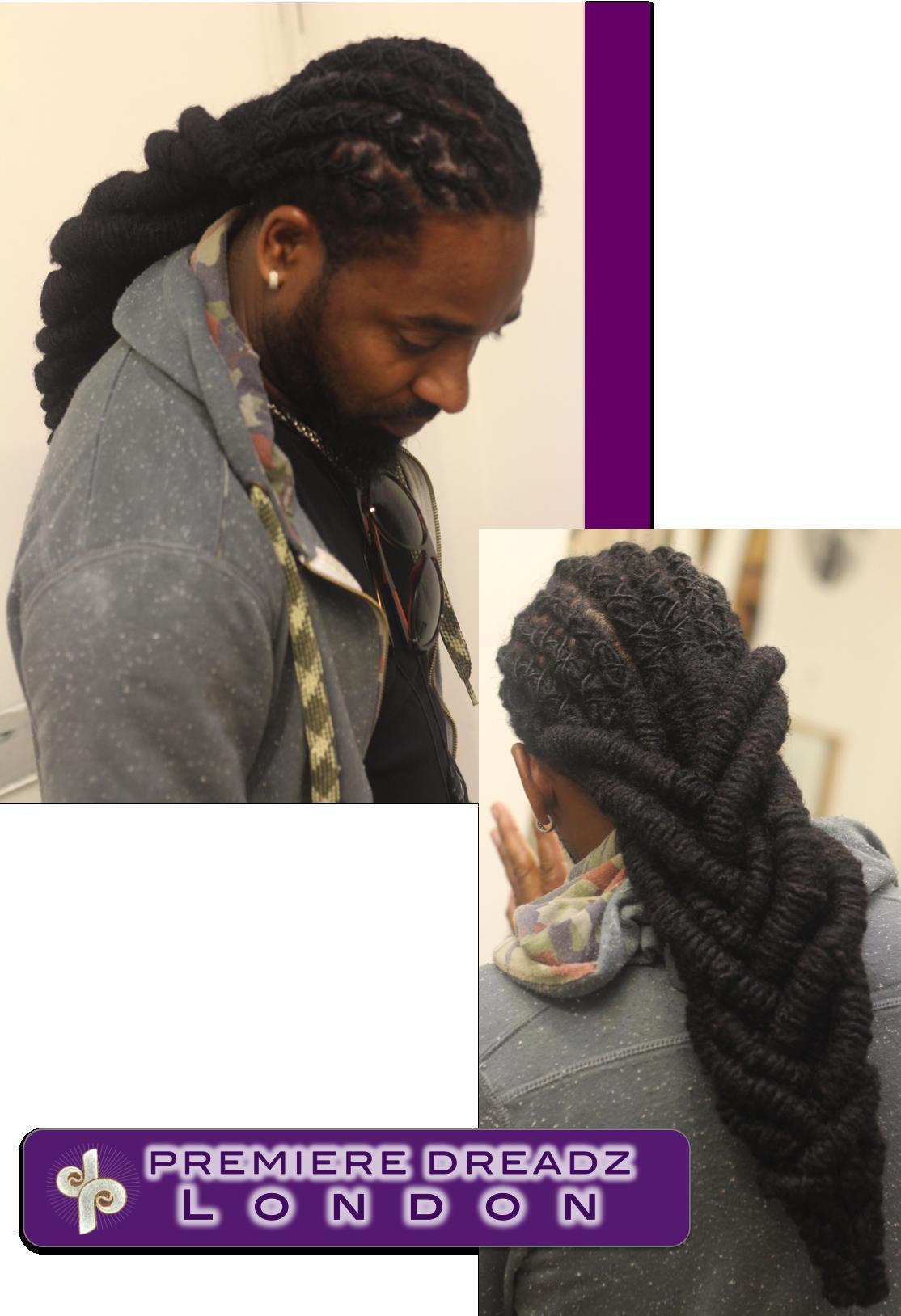 loc styles for men | beauty in locs(dreads) | pinterest | locs