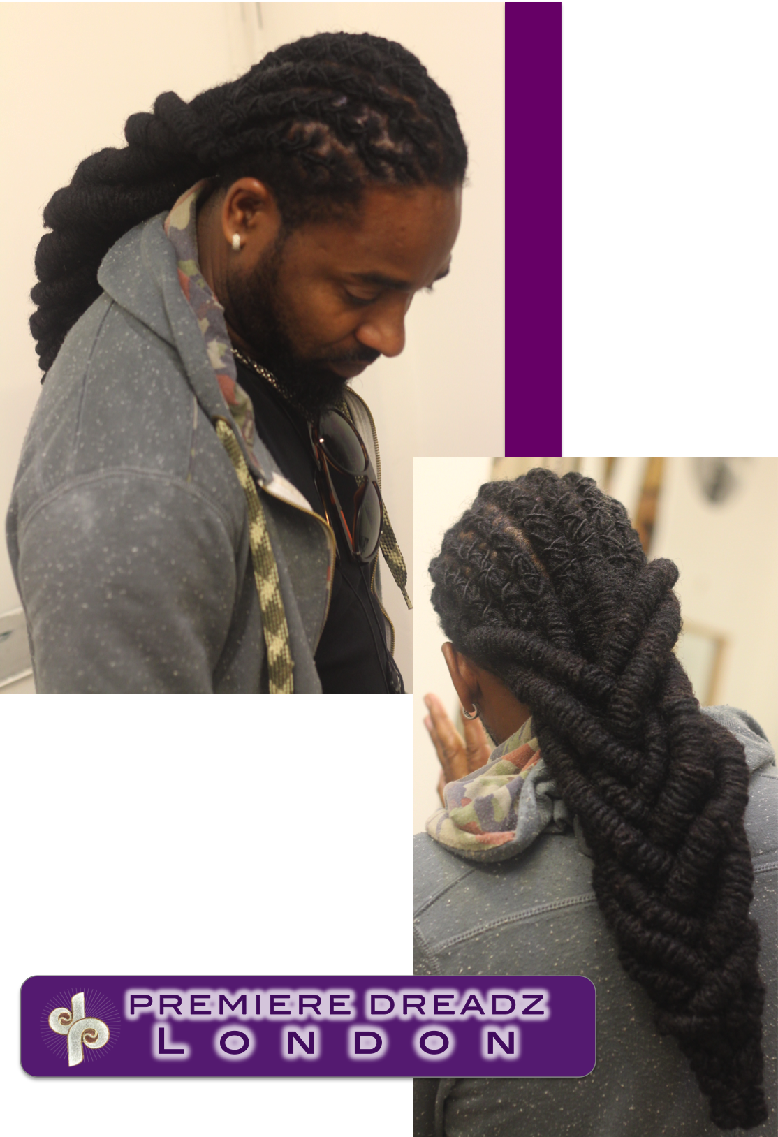 Loc Styles For Men Beautiful Locks Hair Styles Loc