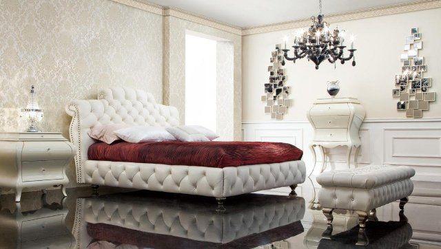 Chambre baroque de vos rêves- 32 idées sur la décoration Chambre