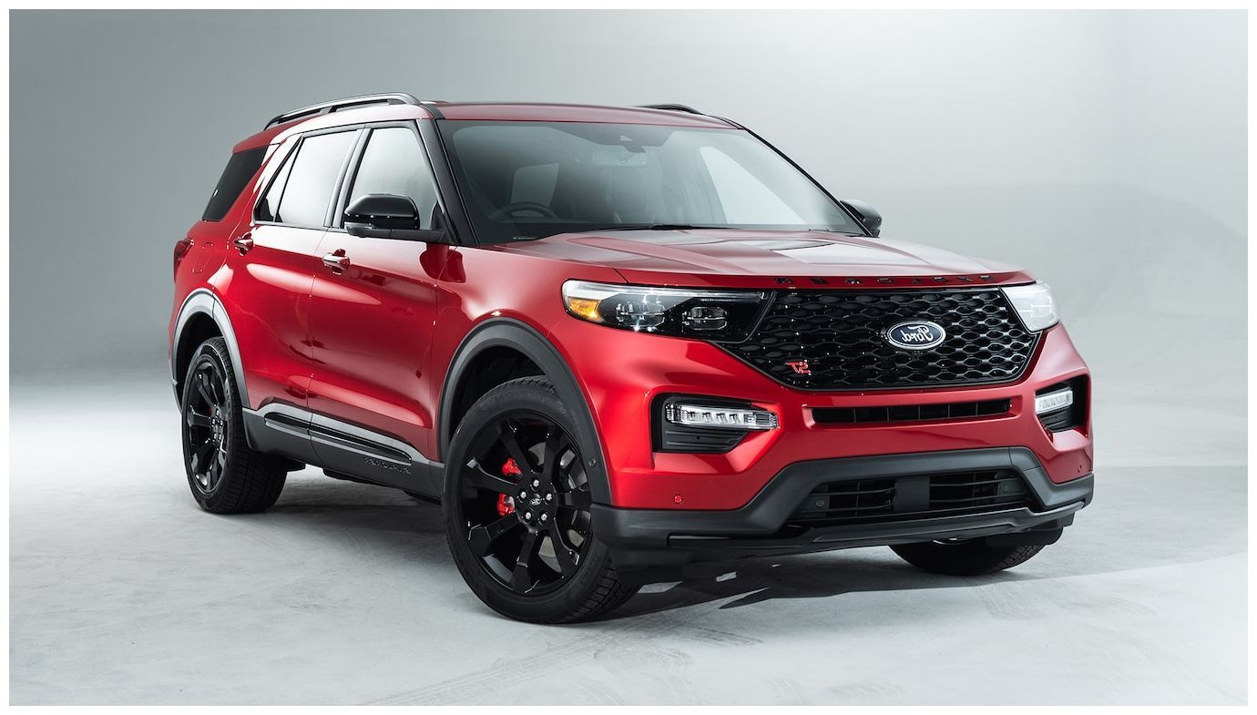 2020 The Ford Explorer 2020 ford explorer, Ford explorer