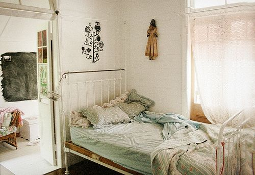 "my bedroom by Claudia Smith"", via Flickr"