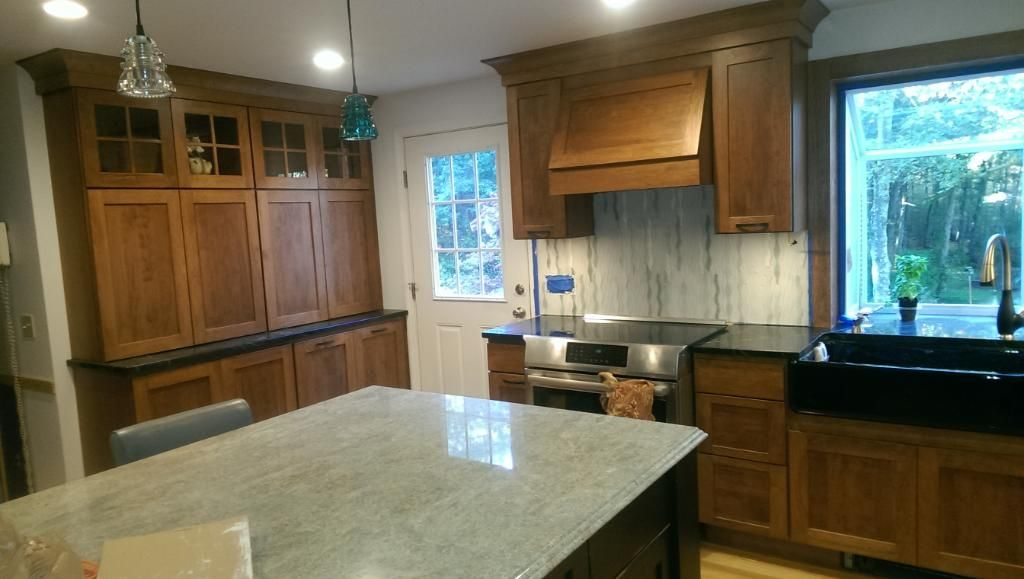 full wall cabinets | Cabinet, Home decor, Kitchen