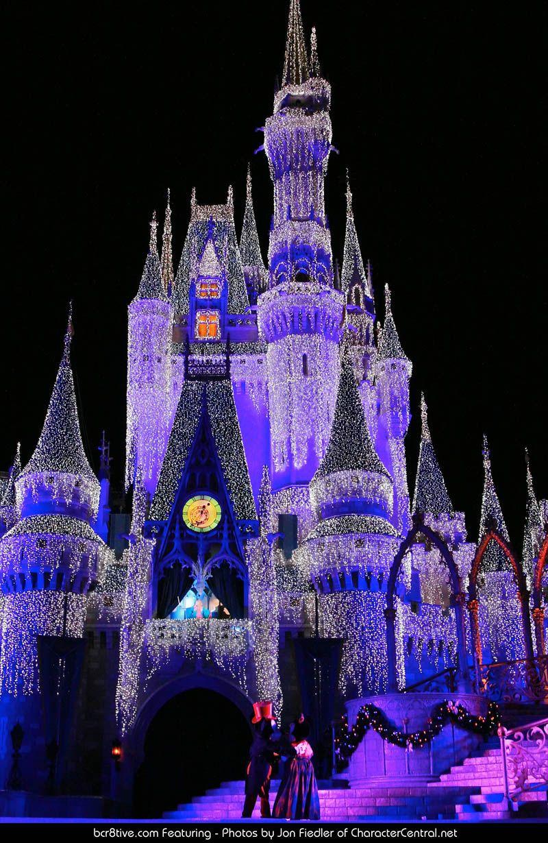 WDW Dec 2008 - Cinderellas Holiday Wish - Xmas