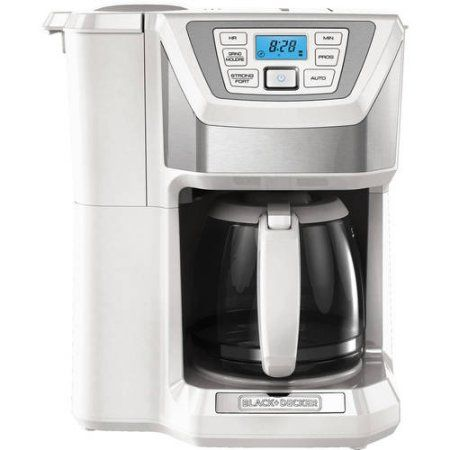 Black decker Mill and Brew 12 Cup Programmable Coffee Maker with #0: cb0ffac84e730c619c76d649bb3f8661