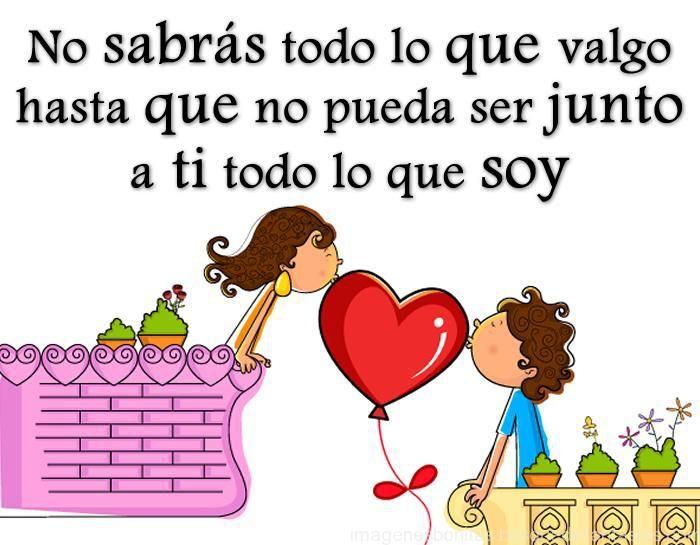 Imagenes Con Mensajes De Amor: Imagenes De Amor Y Corazon Con Frases Para Dedicar