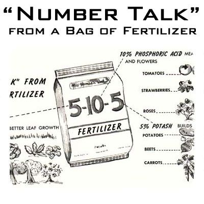 Fertilizer Numbers Learn To Read The Numbers On Fertilizer Bags Fertilizer Backyard Vegetable Gardens Cool Plants