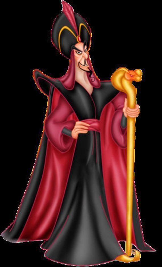 Aladdin Jafar Villain Halloween Costume for infant, toddler, boys, adult man/men