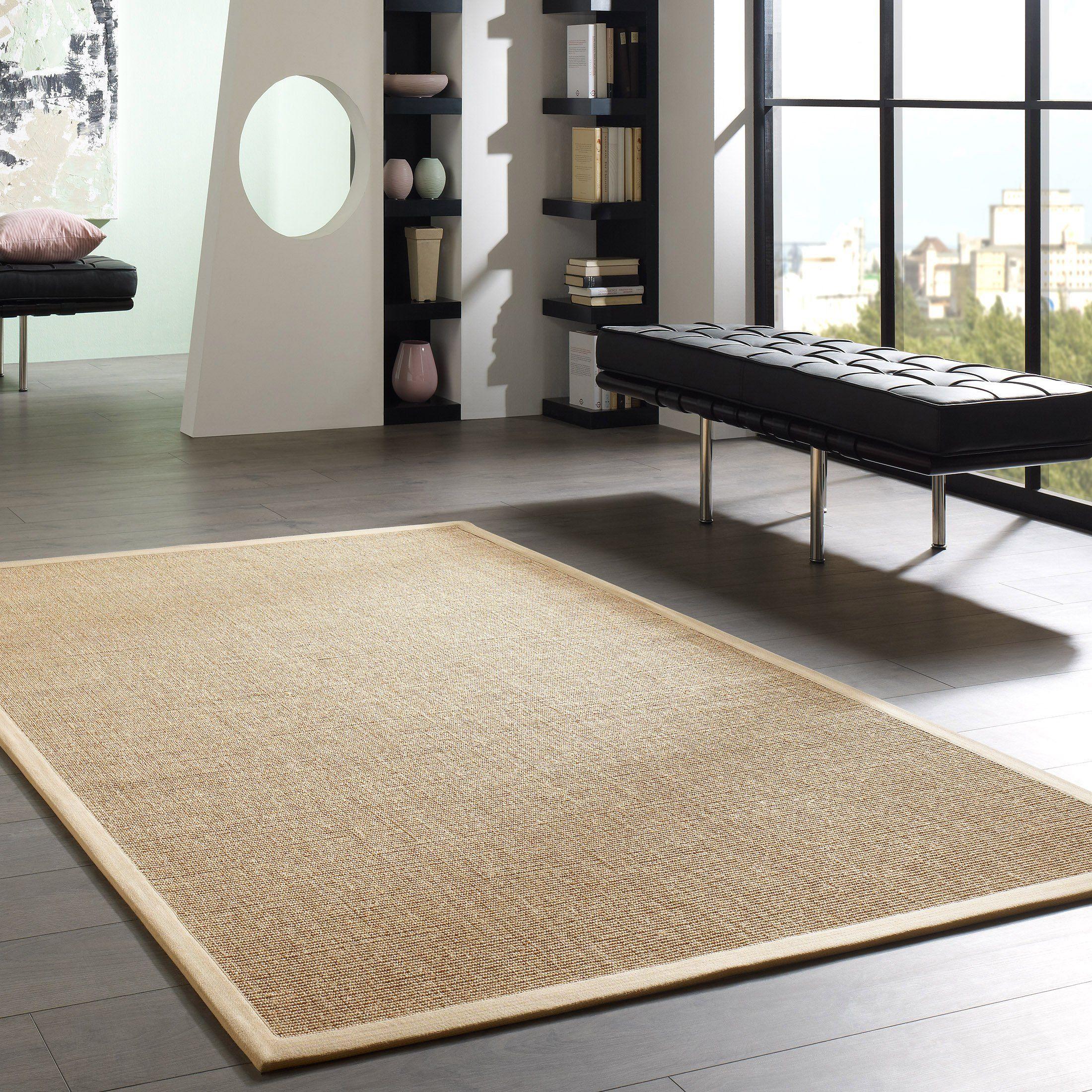 Teppich Merida Sisal Bambus Teppiche 240 X 290 229 00 Bambu