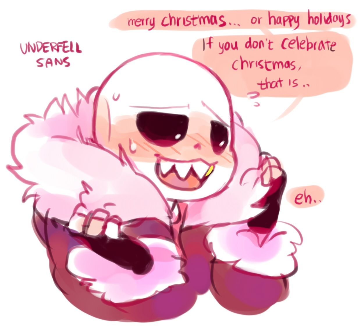 He's Adorable! UF!Sans And UT!Papyrus Are My Favorite