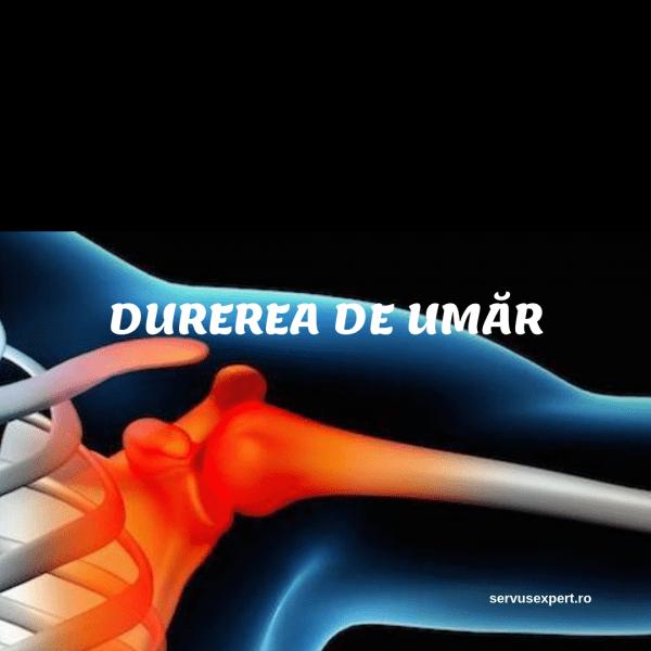Durerile Umarului – Cauze si tratament | Virgil Pruteanu