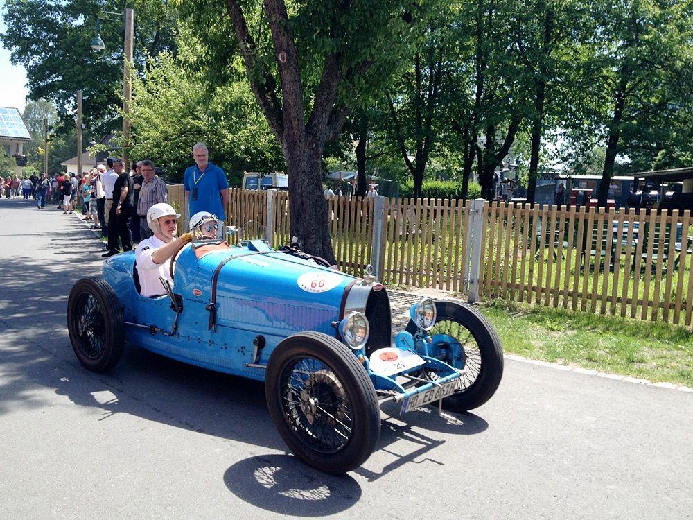 Bugatti-Treffen 22/37