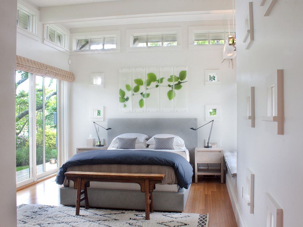 Best Clerestory Windows Bedroom Transitional With Soft Colors 400 x 300