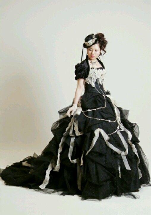 Pin von Lillian Black auf gothic, strange, dark, creepy Weddings ...