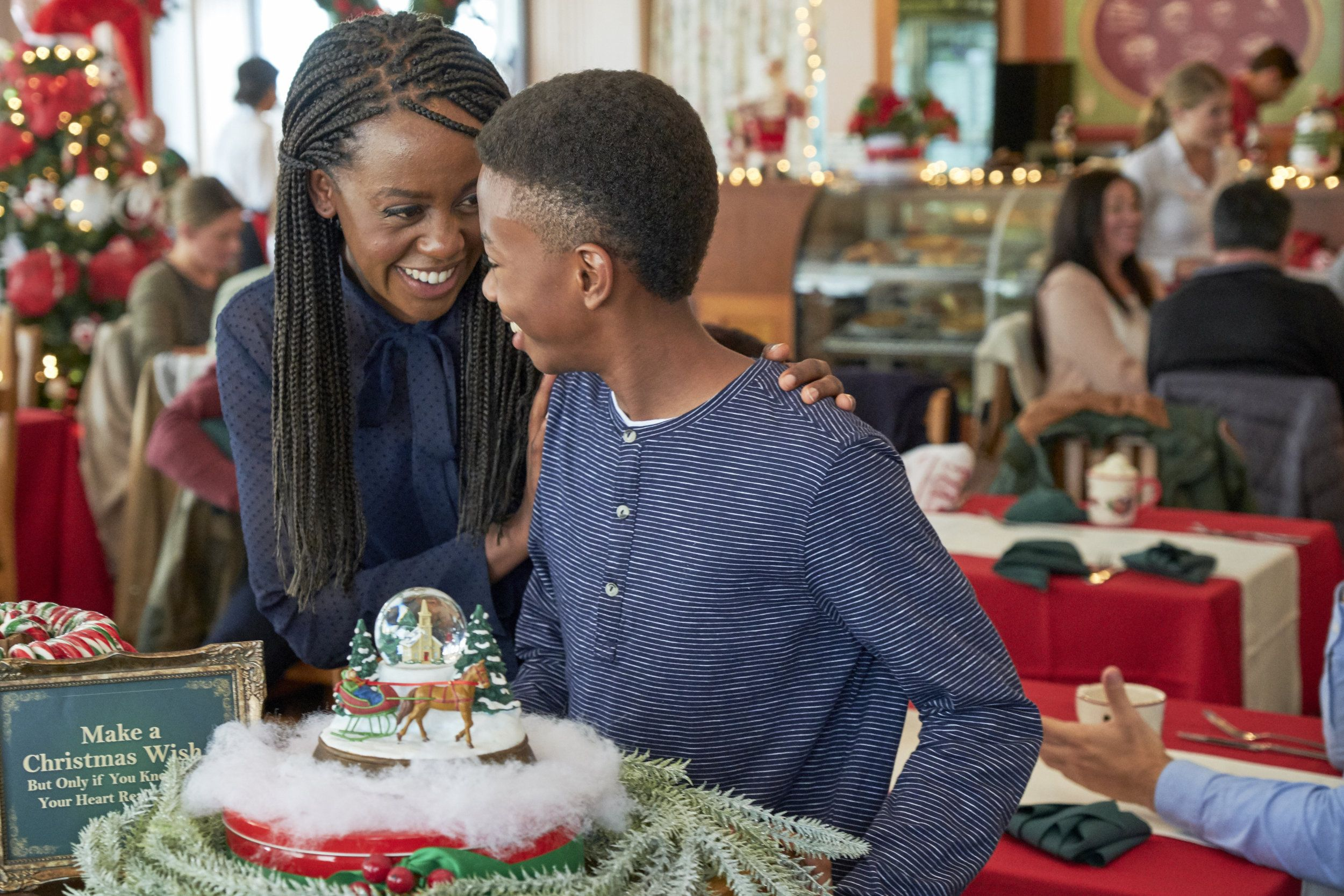 Check out the photo gallery from the Hallmark Channel