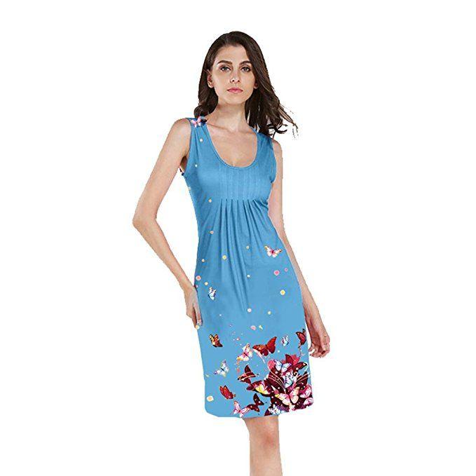 Vectry Kleider Damen Rockabilly Kleid Elegante Kleider ...