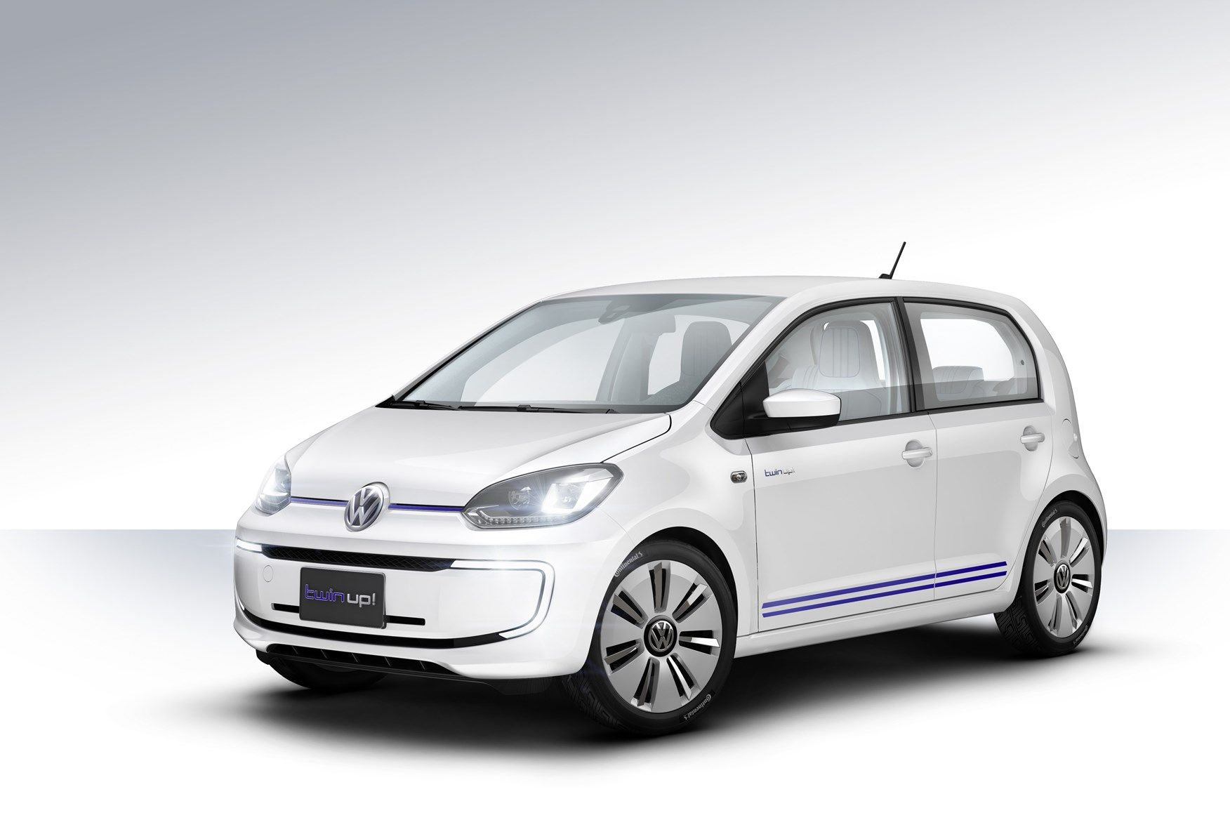Volkswagen Up Gti Concept Front Threequarter Hd