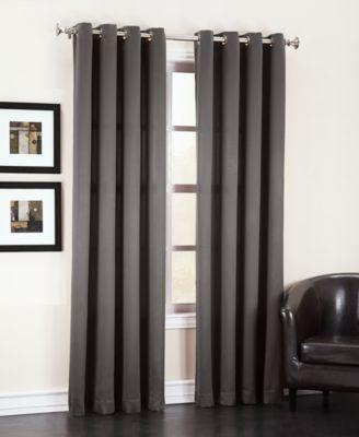 Sun Zero Grant 54 Panel Curtains Grommet Curtains Grommet Top Curtains