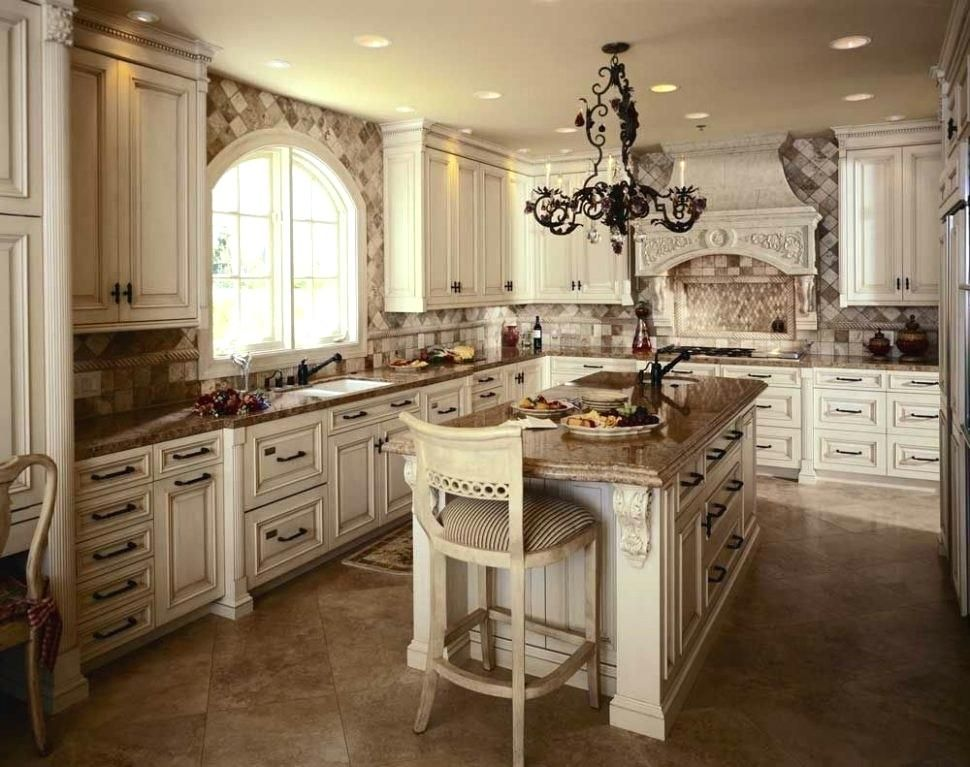 Found On Bing From Www Eurecipe Com Antique White Kitchen