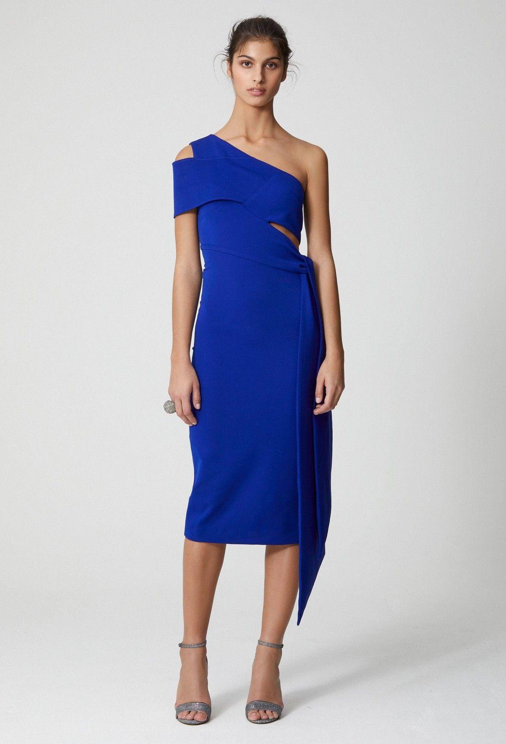 Park Art|My WordPress Blog_Cut Out Midi Dress Blue