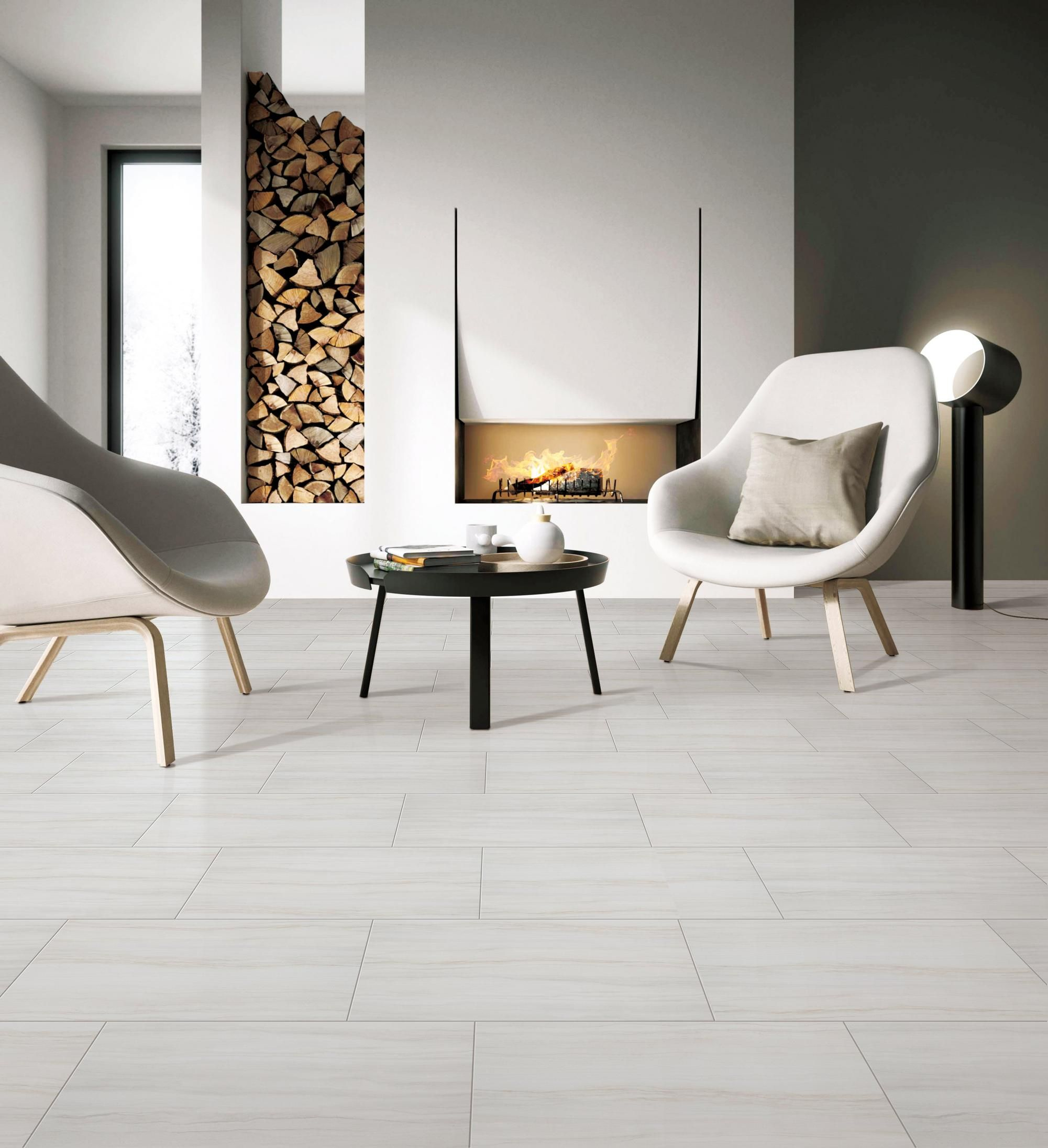 10+ Amazing Porcelain Tiles Living Room