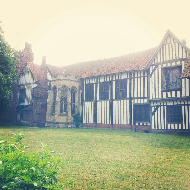 Old Hall In Gainsborough , Lincolnshire