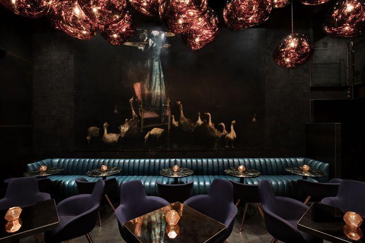 Atlantas Super Secret Speakeasy Himitsu Is A Den Of Forward Thinking Mixology And Lavish Interiors
