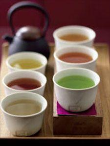 Tea tasting :)