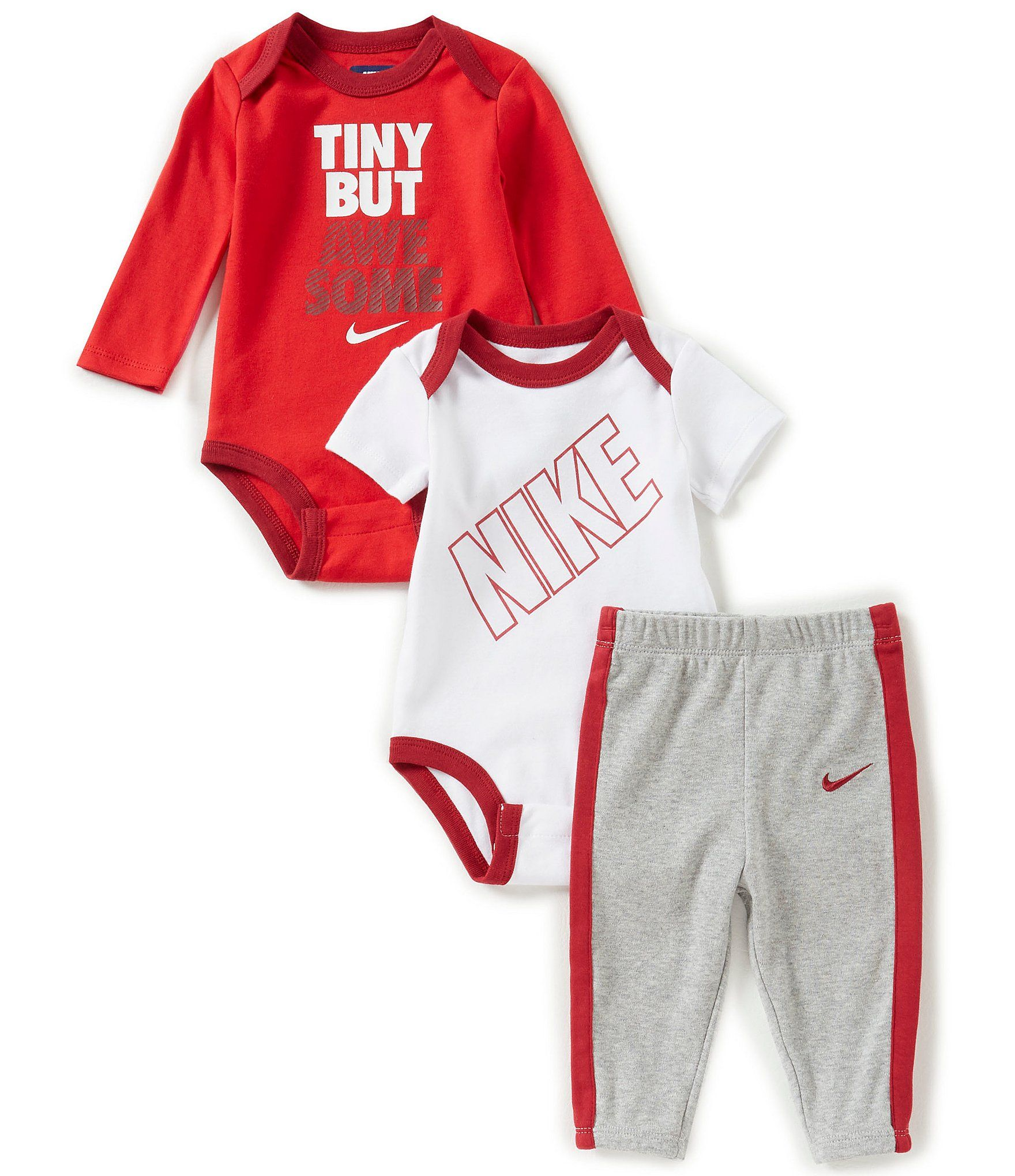 7ed272645 Shop for Nike Baby Boys Newborn-12 Months Long-Sleeve Bodysuit, Short-Sleeve  Bodysuit & Pant Set at Dillards.com. Visit Dillards.com to find clothing,  ...