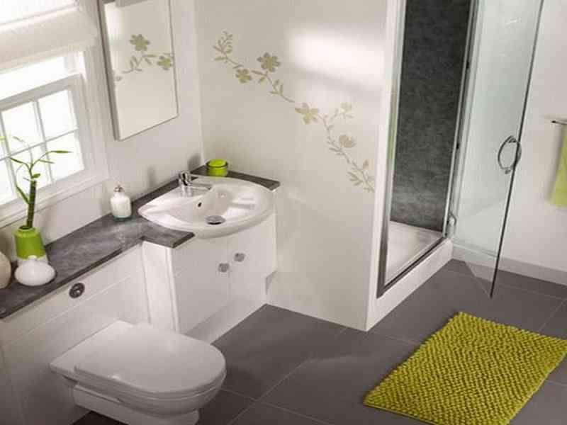 Apartment Bathroom Designs: Bathroom Decorating Ideas For Large And Spacious Bathroom