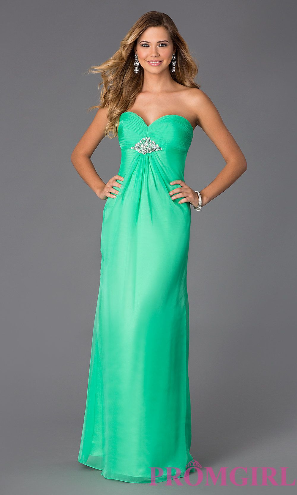Image of Alyce Paris Long Prom Dress AL-35709 Style: AL ...
