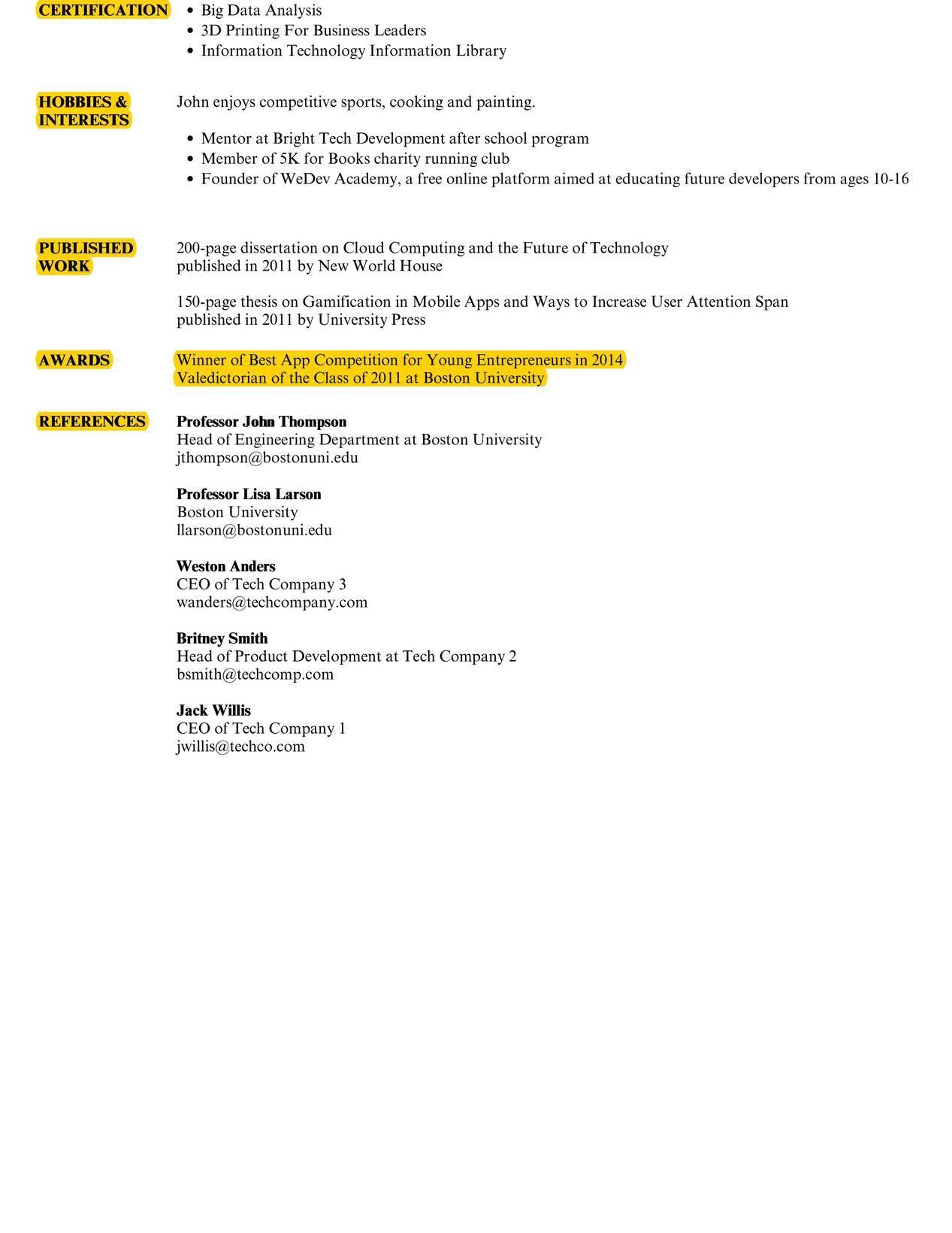 CV vs Resume What's the Difference [SidebySide Velvet