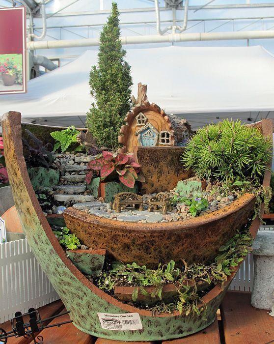 Zjawiskowe Pomysły Na Miniaturowy Ogród W Doniczce Zaskoczycie Się