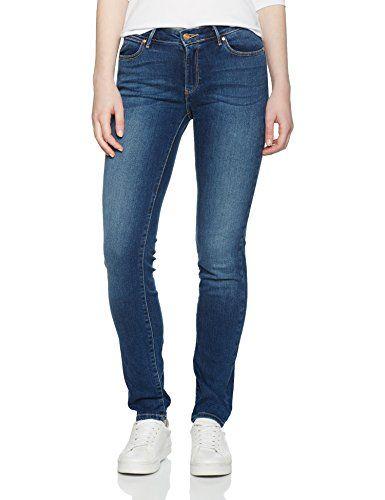 Only Onlcoral Sl Sk Dnm Jeans Bj8191-1 Noos, Mujer, Azul (Medium Blue Denim), W27/L34 (Talla del fabricante: 27)