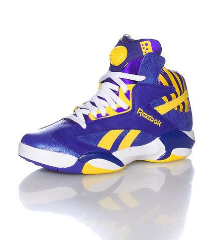 REEBOK Shaquille O'Neal Men's high top sneaker Lace closure