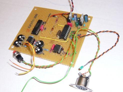 Midi To Cv Gate Converter Diy Audio Projects Synthesizer Diy Converter